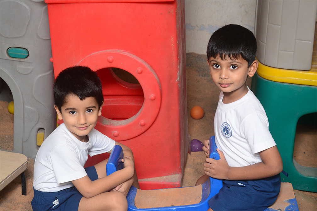 Primary School | Lodha World School Palava