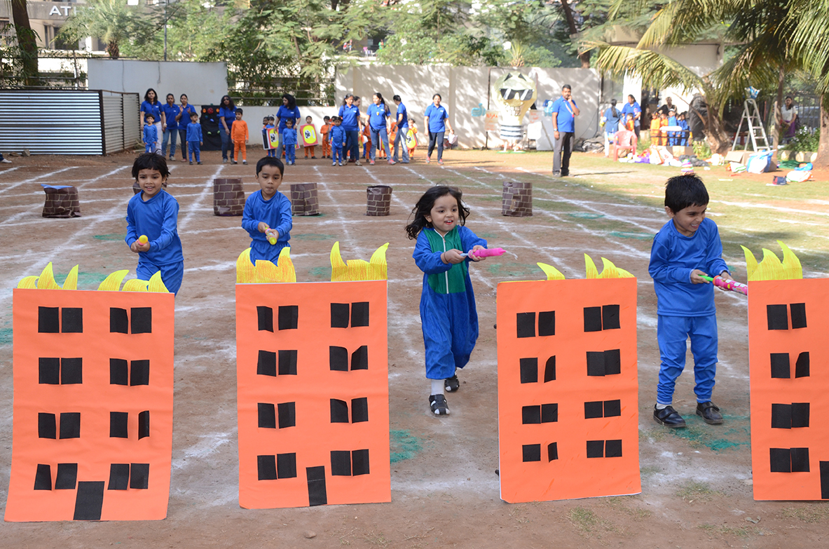 Enrichment Program | Lodha World School Palava