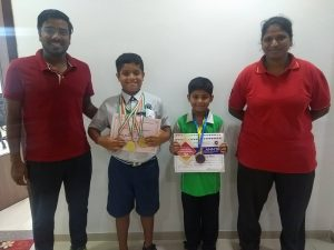 AISM-ISCE 2018 Swimming Competition