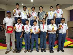 Nine A Side Football 6th State Level Football Championship
