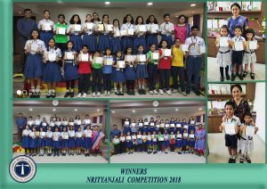Nrityanjali Competition