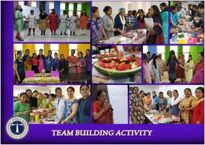 Team Building at Lodha World School, Palava