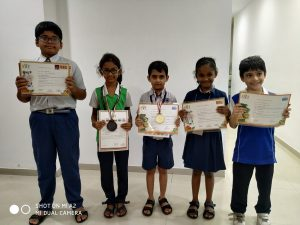 SOF Olympiad Award Winners