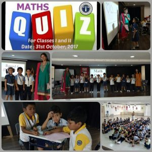 MATH QUIZ for Classes I and II