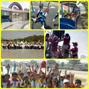 Picnic to Wonders Park ,Nerul for Classes I & II