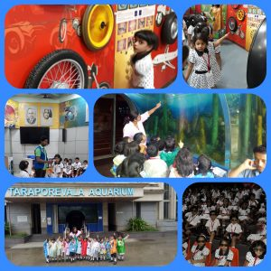 Field Trip for the students of Kindergaten