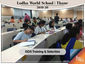 ISDS Training & Selection