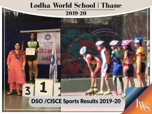 DSO / CISCE SPORTS RESULTS 2019-20