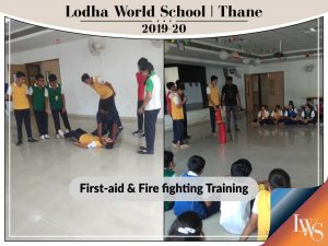 First-aid & Fire fighting Training