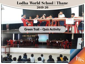 Green Trail – Quiz Activity