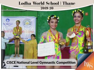 CISCE National Level Gymnastic Competition